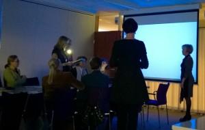 Carola Teir-Lehtinen har skapat kvinnonätverket Diamanterna