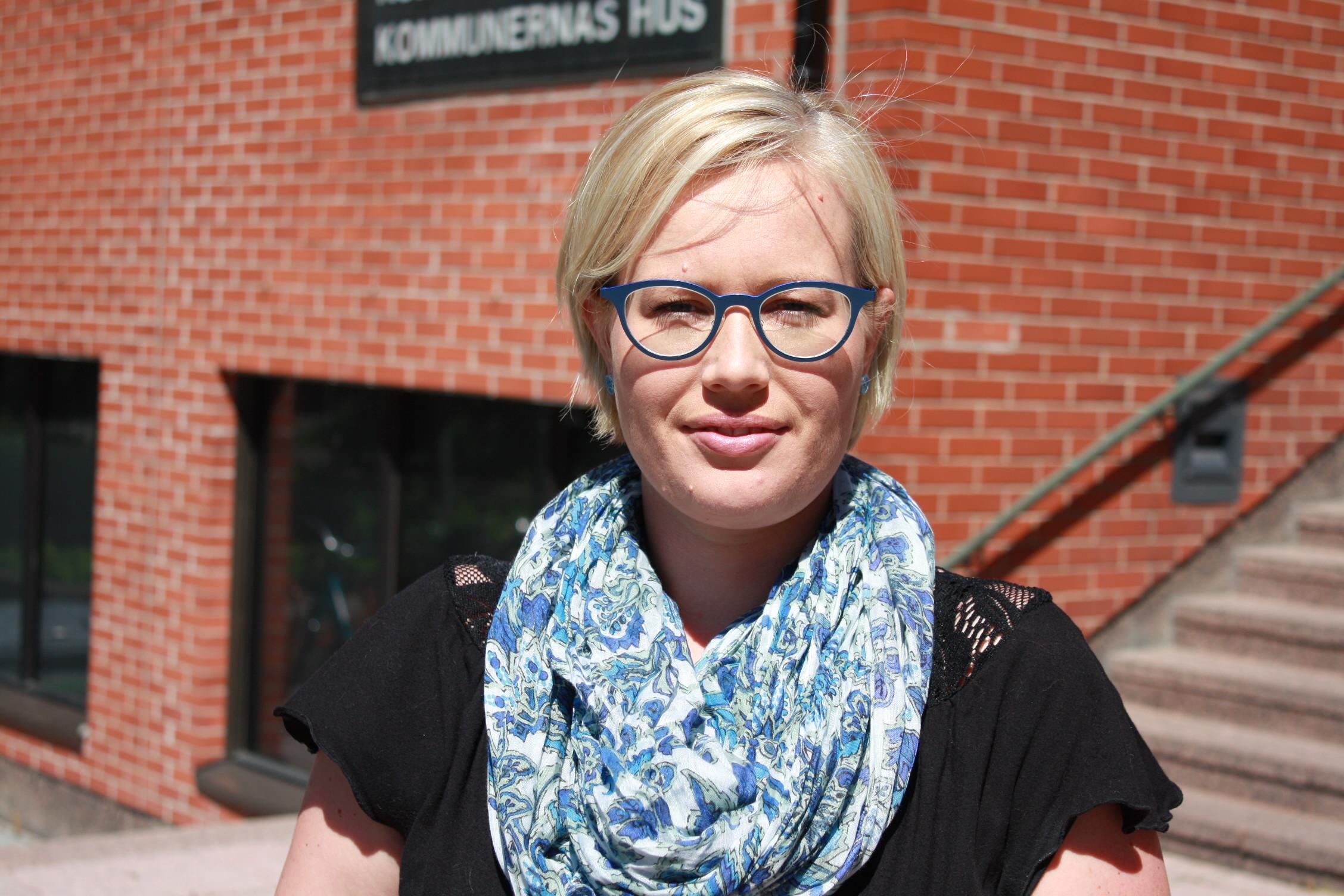 Minna Lindberg, sakkunnig