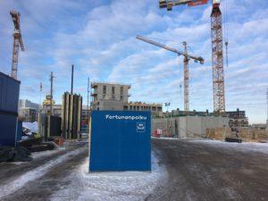Den gamle fiskehavnen i Helsingfors blir nå smart og urbanisert.
