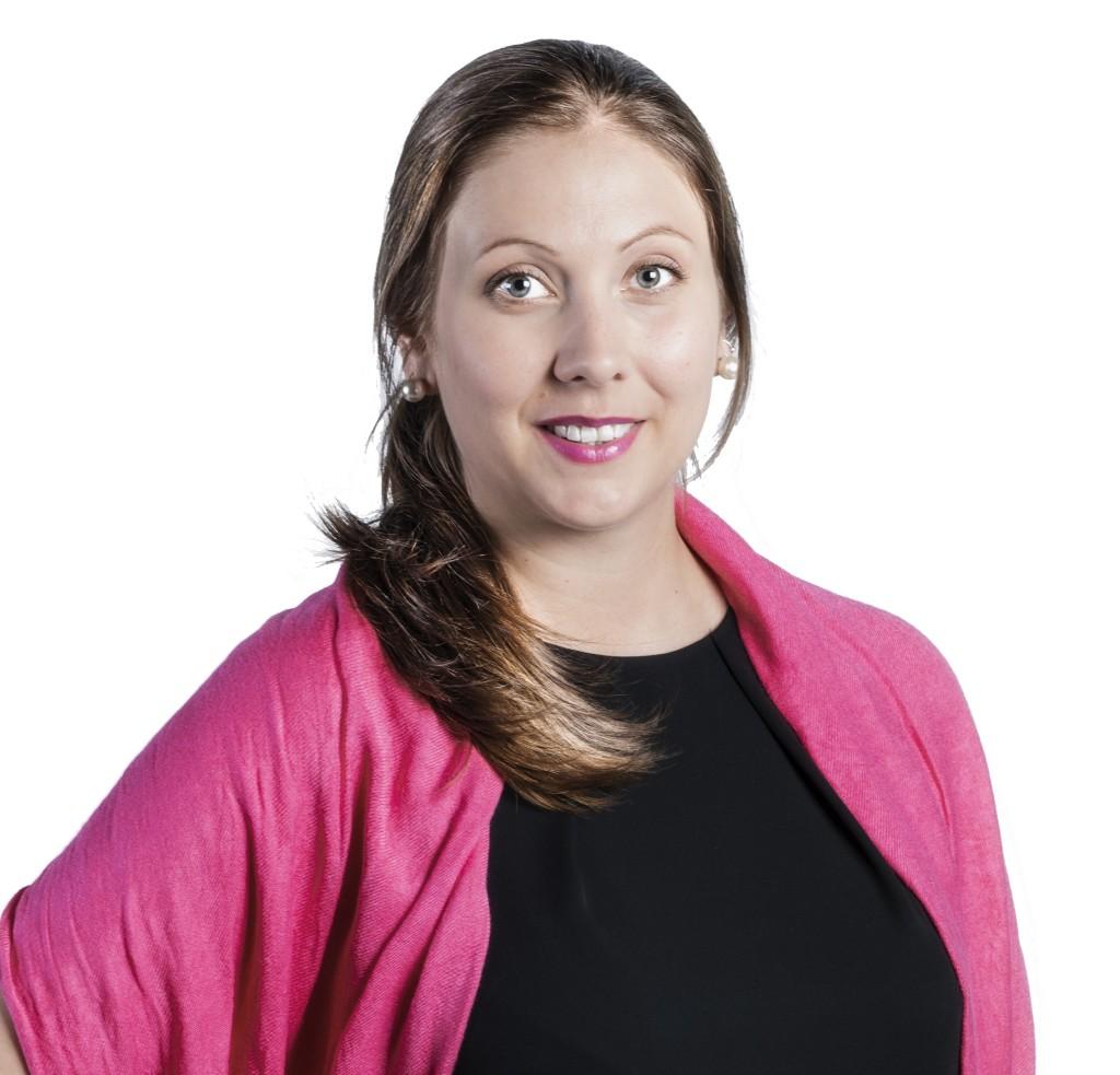 Anette Karlsson, ny ordförande för FSD, blir moderskapsledig i februari.