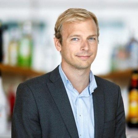 Mathias Styrström lämnar Geta i augusti. Foto: Arkiv / Privat