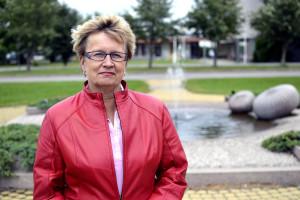 Ulla-Maj Wideroos. Foto Daniel Nissén / HSS Media