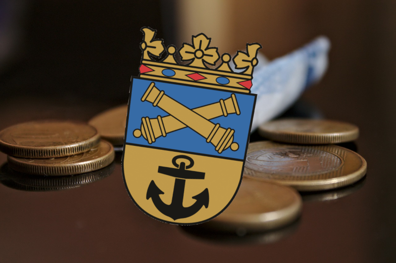 Kommunalskatten stiger i Lovisa.