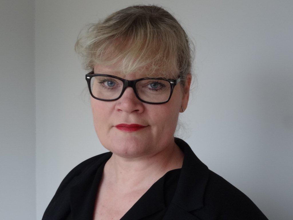 Katrin Sjögren är lantråd i den landskapsregering som är på utgående.