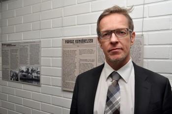 Patrik Nygrén, stadsdirektör i Pargas.