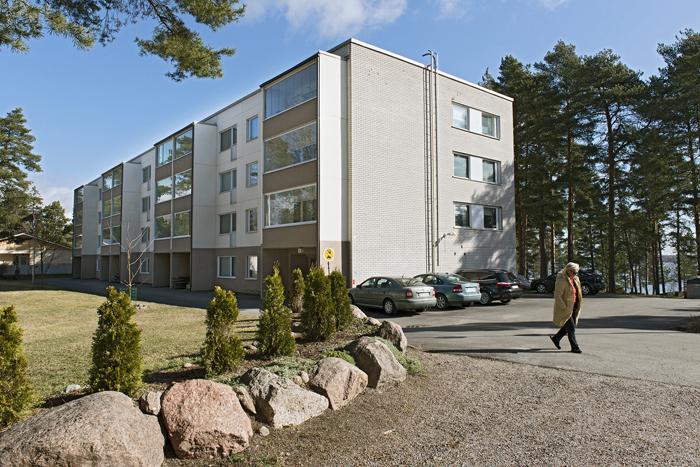 Elementhus på Repolavägen i Lovisa. Foto: Linda Varoma