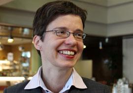 Minna Punakallio är chefsekonom på Kommunförbundet.