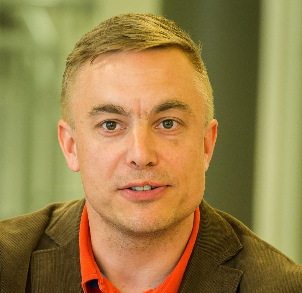 Nicke Wulff. Foto: Johan Hagström