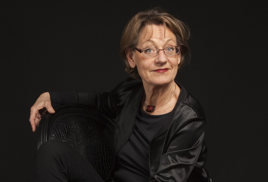 Gudrun Schyman. Foto: Elisabeth Ohlson Wallin