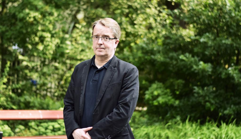 Professor Stefan Sjöblom. Foto: Kommuntorget/ Axel Nurmio
