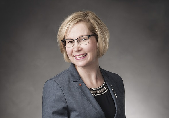 Heidi Rämö återvaldes som ordförande för Finlands Kommundirektörer r.f.