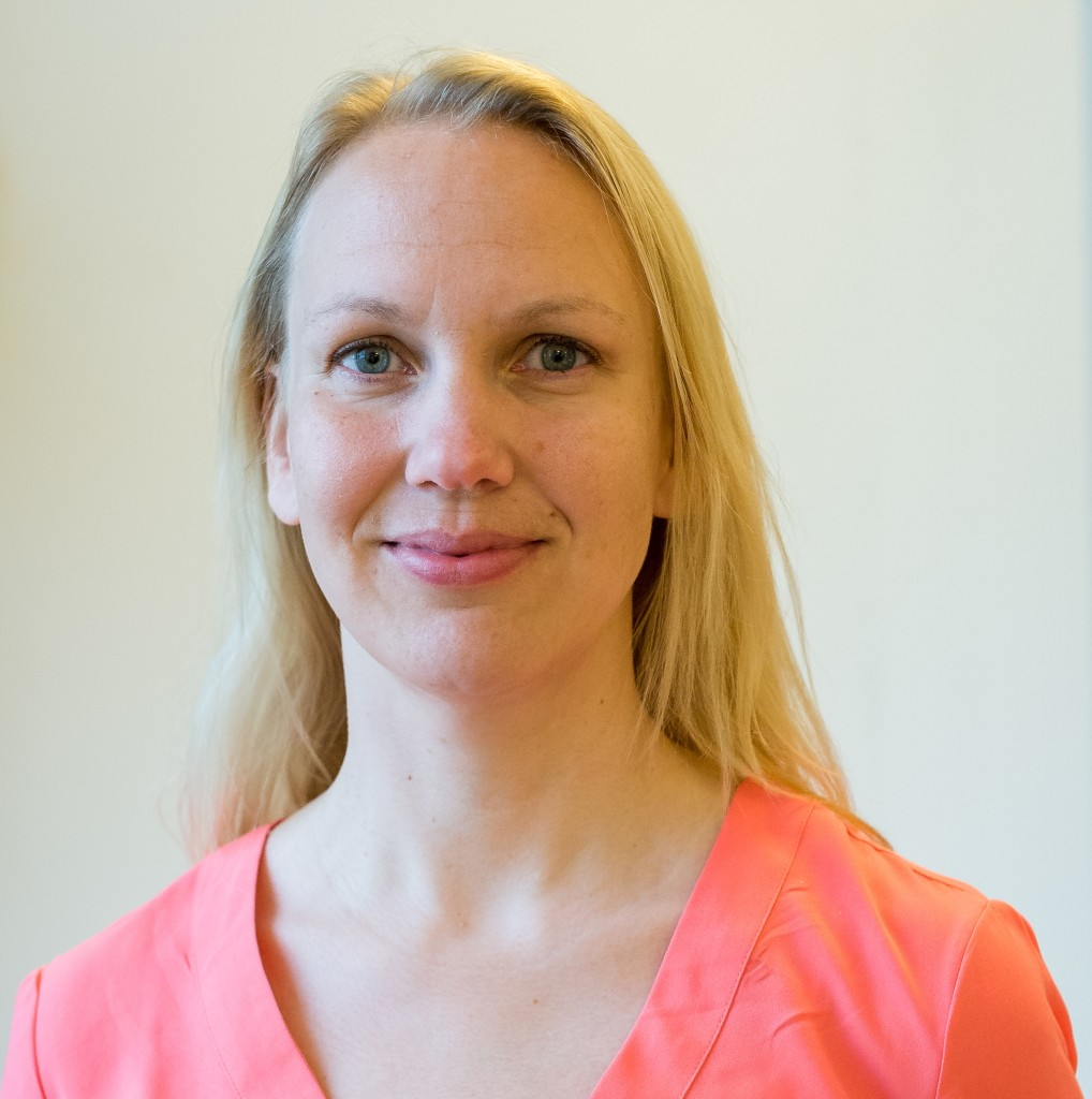 Statssekreterare Malin Brännkärr.