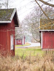 Småstadsidyll i Västra Nyland. Foto: Henri Salonen