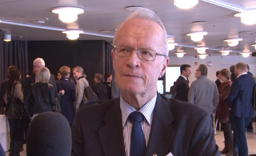 Lauri Tarasti. Foto: Kunta.tv