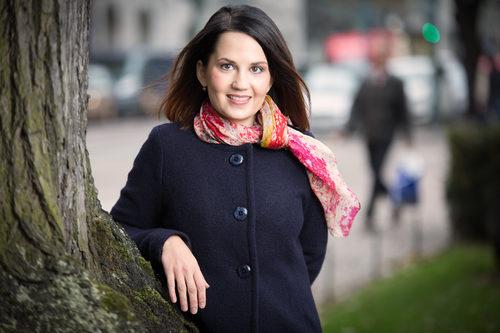 Undervisnings- och kulturminister Sanni Grahn-Laasonen.