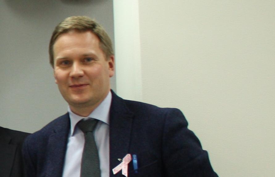 Malax får söka ny kommundirektör, sedan Mats Brandt valts till stadsdirektör i Nykarleby.