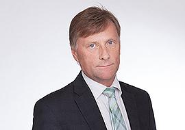 Kommunförbundets verkställande direktör Jari Koskinen.
