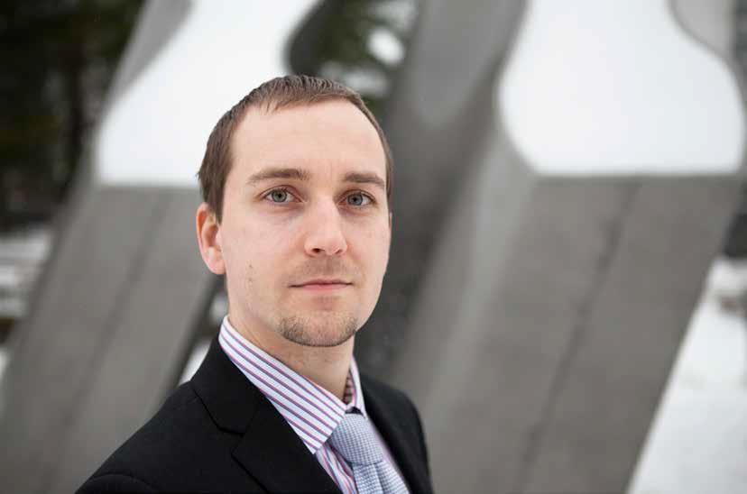 ChristofferMasar,stadsdirektöri Grankulla.