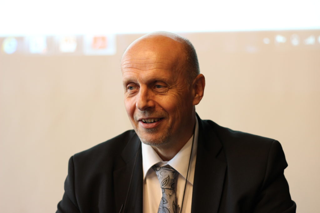 Göran Honga. Foto: Linda Grönqvist