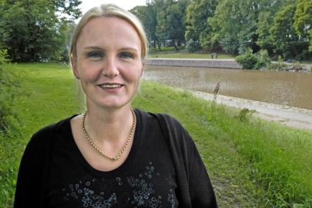 Linnéa Henriksson. Foto: Åbo Akademi.