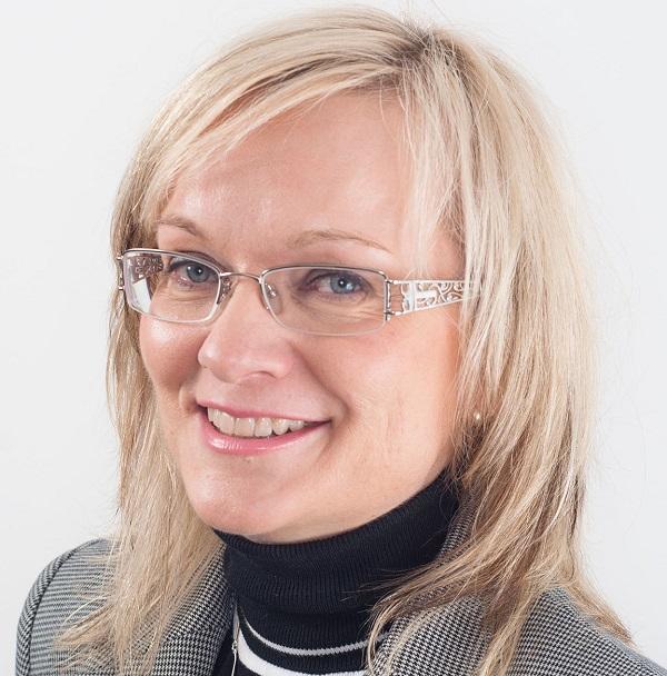 Päivi Niemi-Laine är ordförande för JHL.