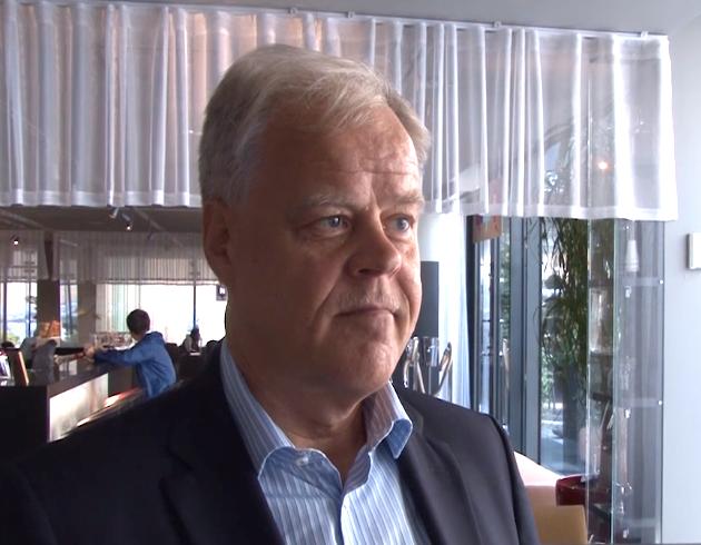 Olli Luukkainen. Foto: Kunta tv