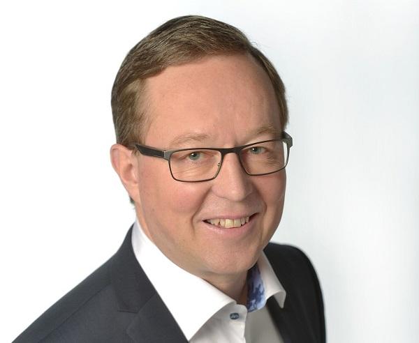 Mika Lintilä, C,  från Mellersta Österbotten är finansminister i Antti Rinnes (SDP) regering.