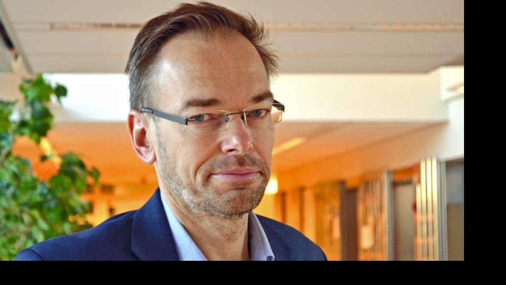 Markus Österlund har lett Folktinget sedan 2011.