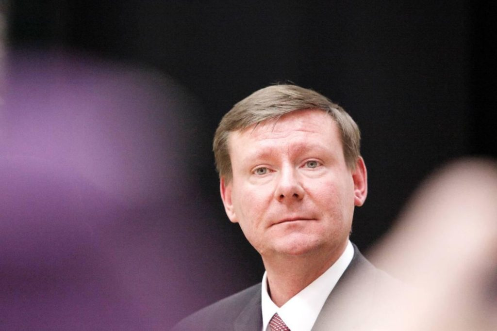 Sibbos kommundirektör Mikael Grannas.