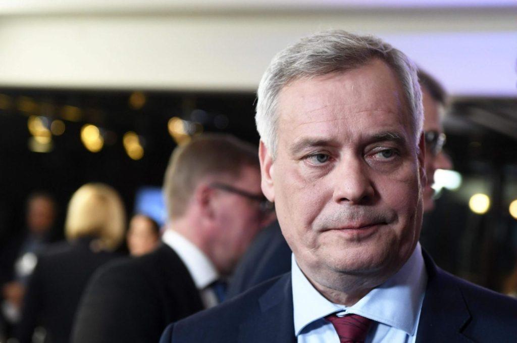 Antti Rinne slutar som statsminister men fortsätter som SDP:s partiordförande.