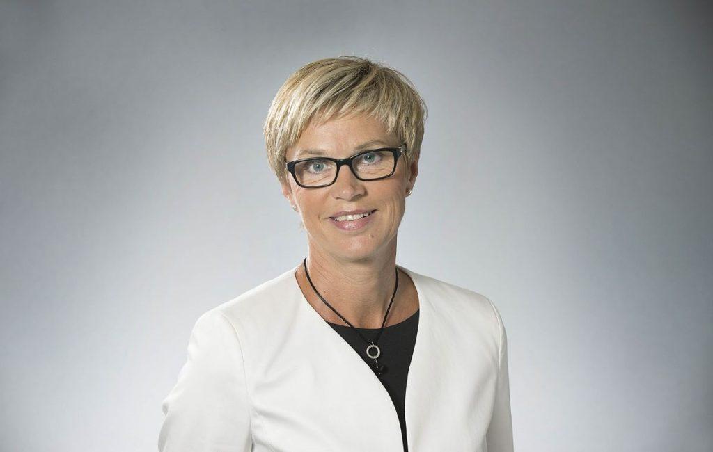 Veronica Rehn-Kivi. Foto: Riksdagen.