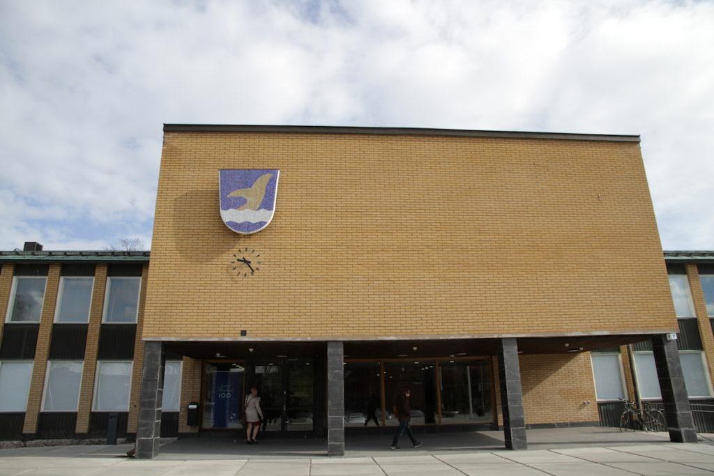 Vanda stadshus. Foto: Ville Miettinen/Kuntalehti.
