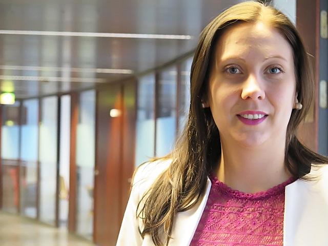 Anette Karlsson är FSD:s nya ordförande.
