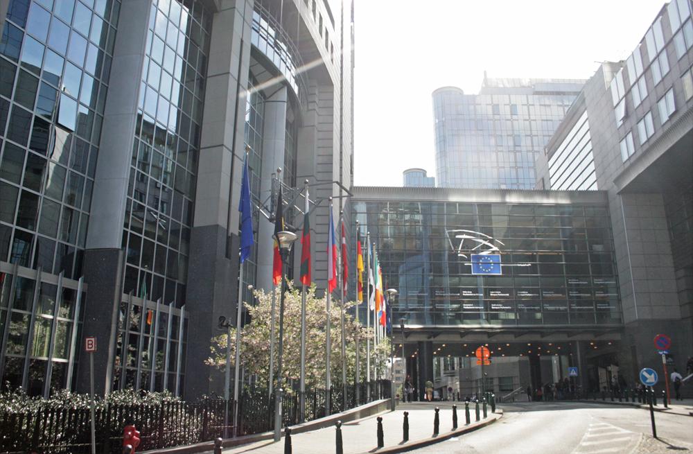 EU påverkar också på kommunnivå.