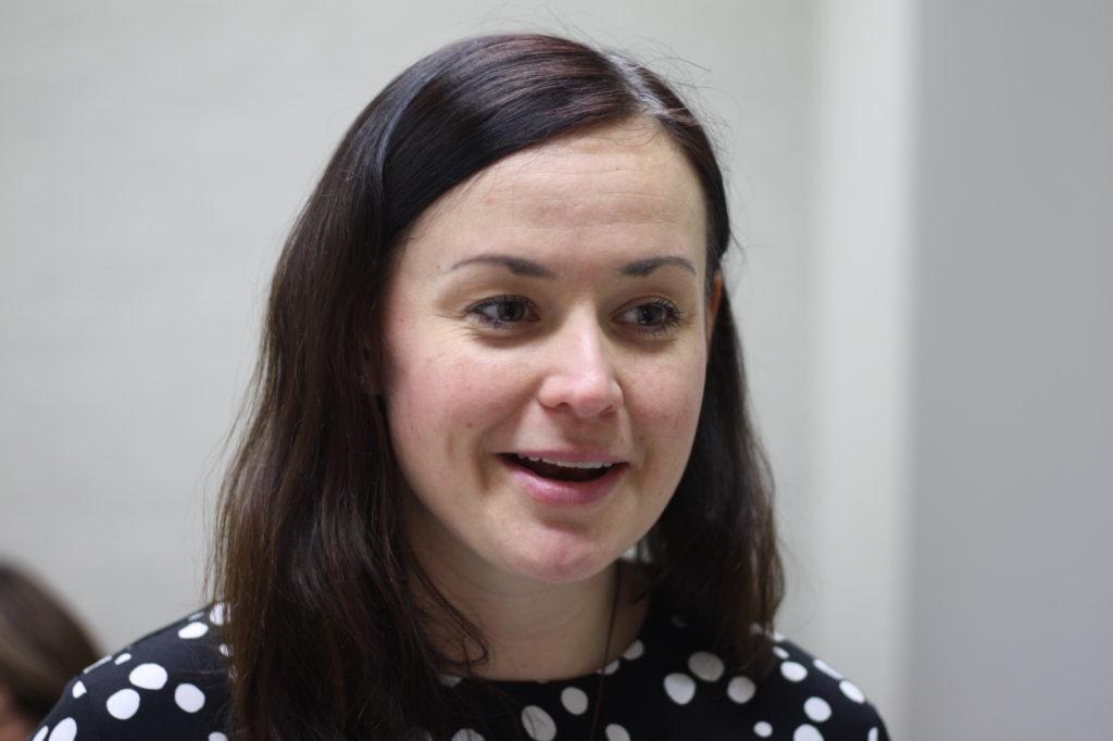 Kvinnor i riksdagen samarbetar over partigranserna