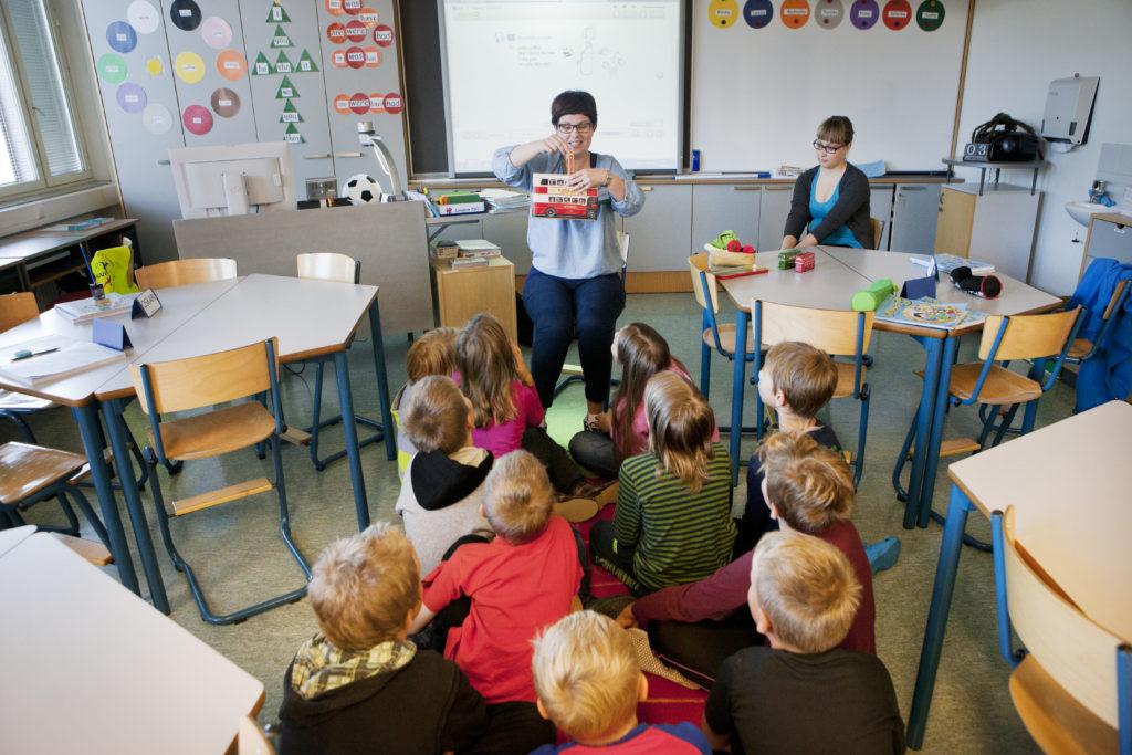 Foto: Kommunförbundet / Heli Sorjonen.