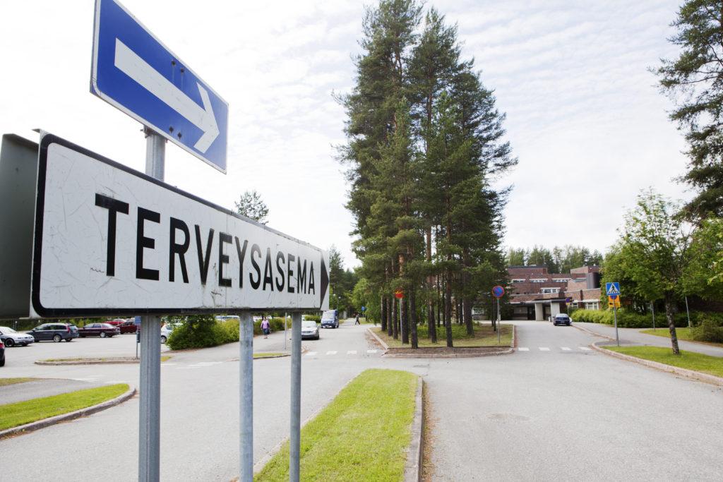 Foto: Heli Sorjonen / Kommunförbundet.