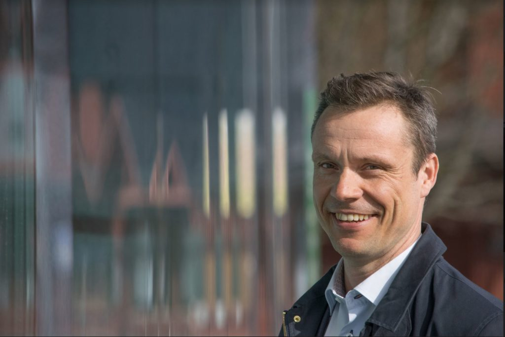 Ingås Kommundirektör Robert Nyman.