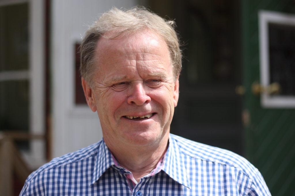 Ingås kommundirektör Jarl Boström blir pensionär i sommar.