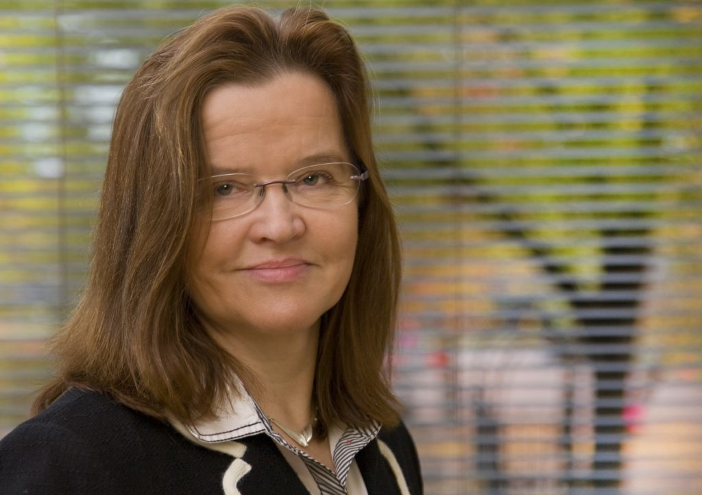 Päivi Nerg. Foto: Statsrådet.