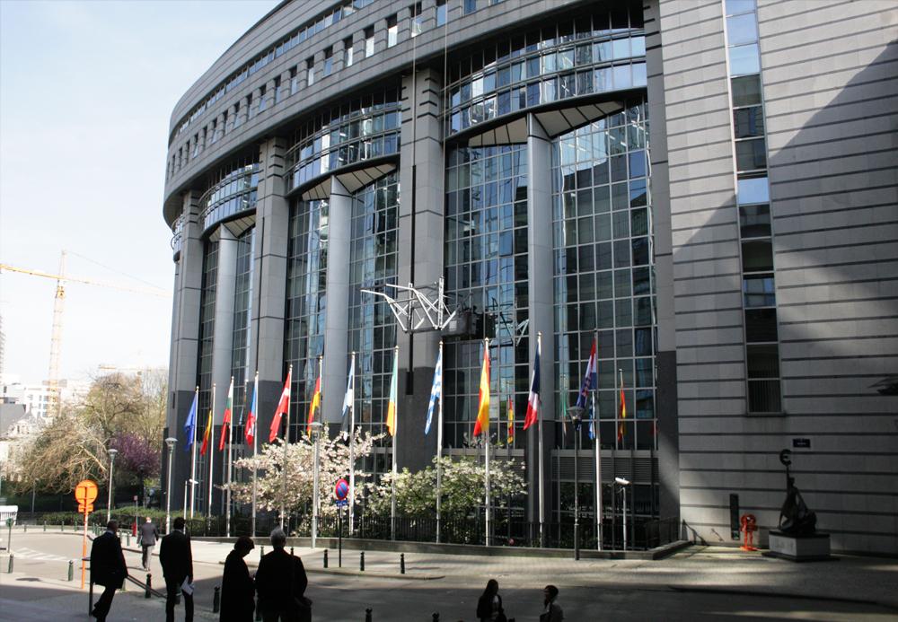 Europaparlamentsvalet hålls i maj i nästa år.