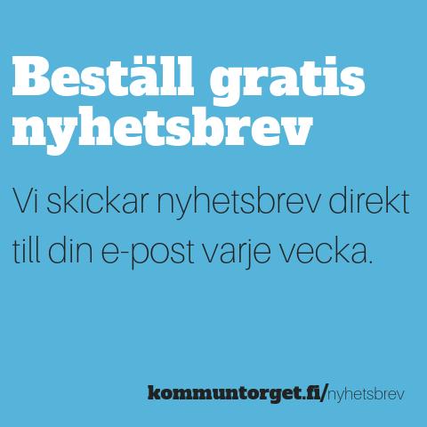 Banner:Beställ Kommuntorgets nyhetsbrev