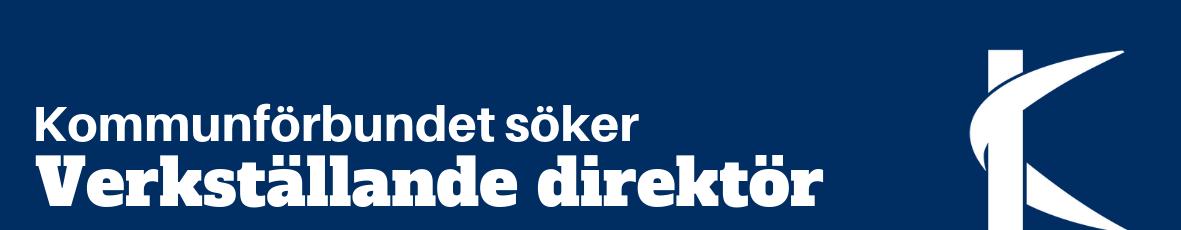 Banner: Kommunförbundet söker verkställande direktör