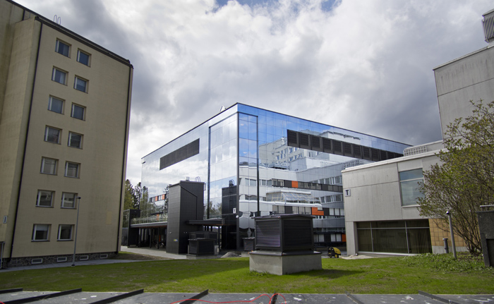 Vasa centralsjukhus.