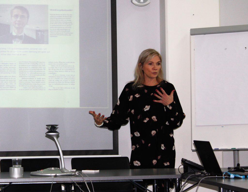 Pia Stoltzenberg arbetar som utvecklingschef på HUS sedan mitten av augusti.