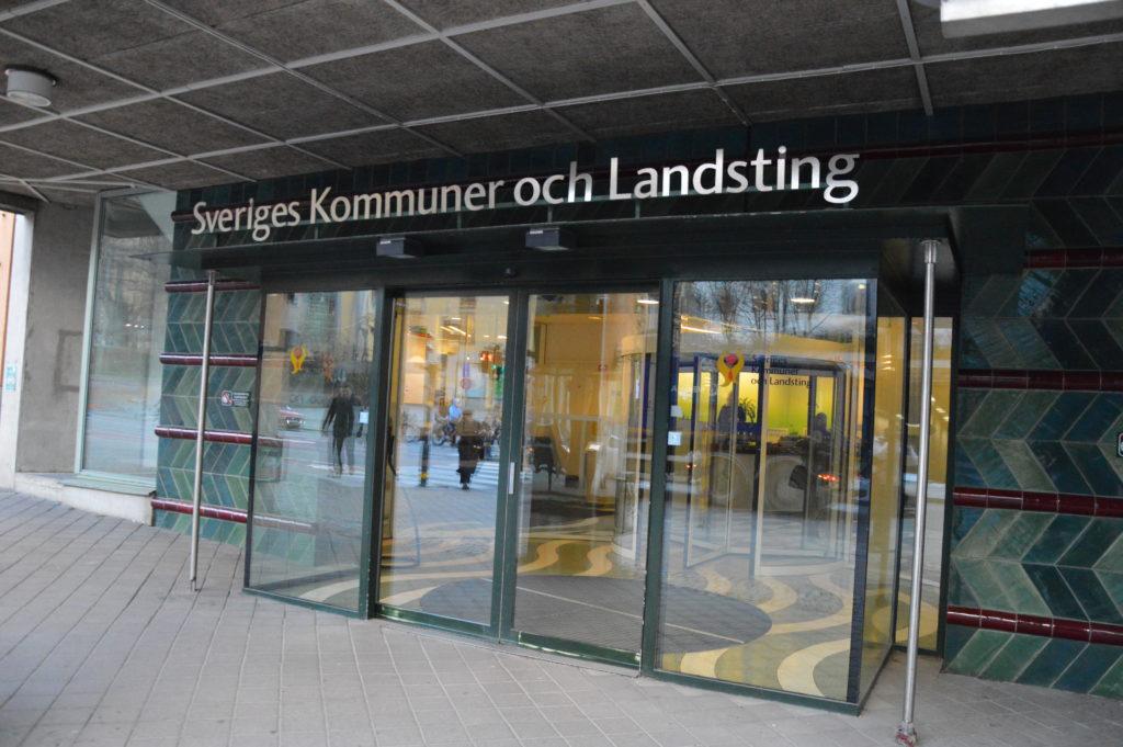 Sveriges Kommuner och Landsting byter ordförande i mars.