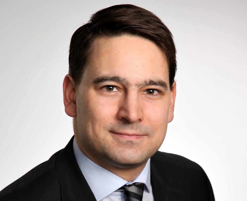 Henrik Rainio, finansdirektör i Borgå.