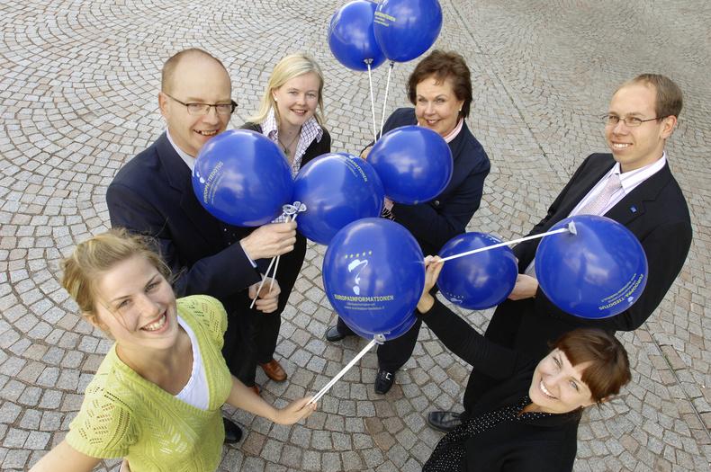 Europaparlamentsvalet hålls i Finland den 26 maj.