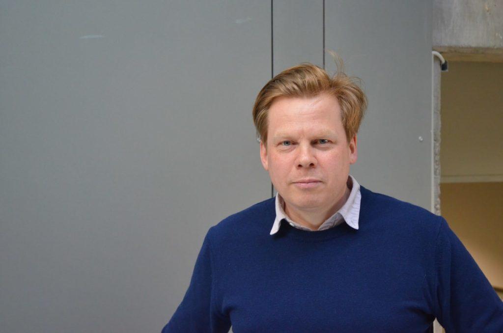 Dan Lolax börjar sitt nya uppdrag som redaktionschef för Kommuntorget i maj.