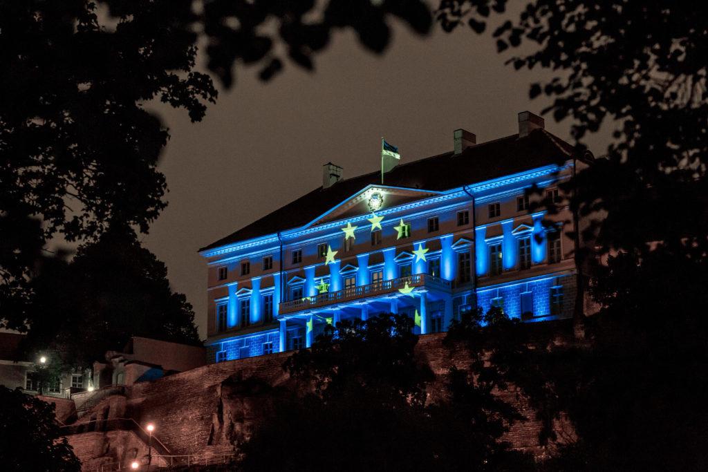 Estland gick med i EU 2004 och fick beröm för sin flitiga insats som ordförandeland under det senare halvåret av 2017, då landet profilerade sig som ett föregångsland inom digitalisering. Bild: Aron URB (EU2017EE)